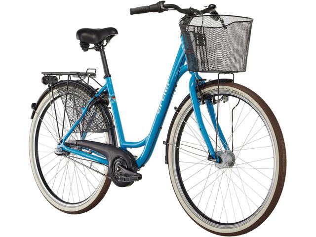 Ortler Lillesand 3 Citybike Damer blå | City-cykler